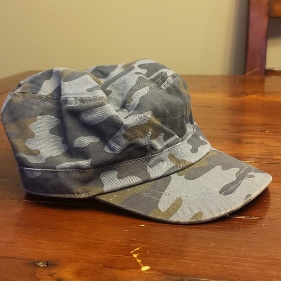 Camo Hat // FREE add on to Bundle